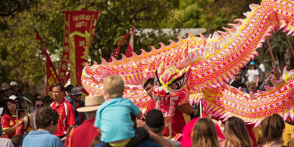 Nundle Go for Gold Chinese Festival