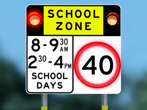 Heed school zones as Tamworth students return to normal schedules