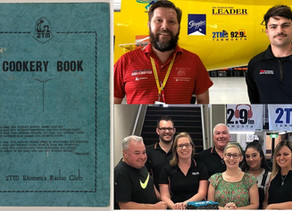 2TM to recreate iconic cookbook for 85th birthday, proceeds to the Westpac Rescue Helicopter Service