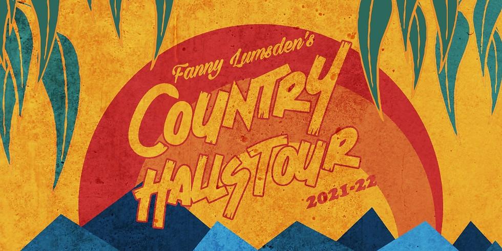 Fanny Lumsden's Country Halls Tour - Quirindi