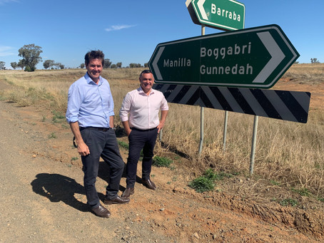 Rangari Rd down to one lane as initial investigations commence for the long-awaited upgrade