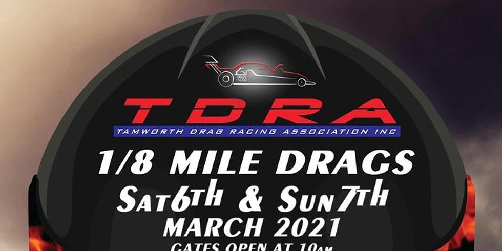 1/8th Mile Drag Racing @ Gunnedah