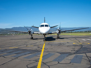 Fly Corporate resumes direct flights from Tamworth to Brisbane