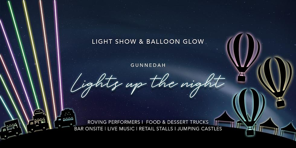 Gunnedah Lights Up The Night