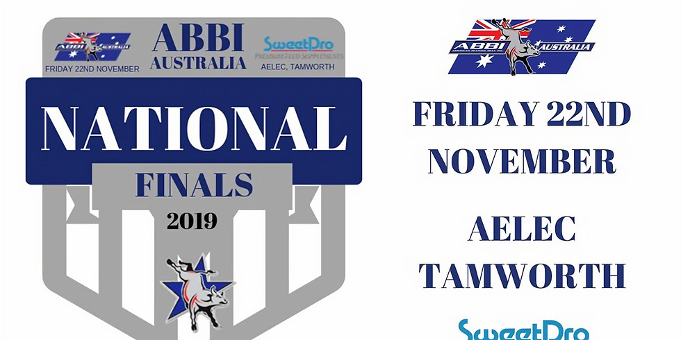 ABBIA National Finals