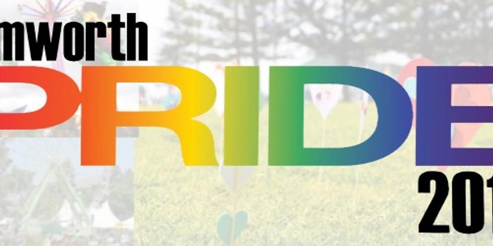 Tamworth Pride Fair Day