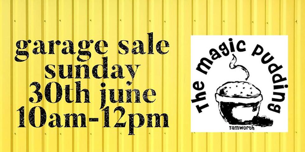 The Magic Pudding Garage Sale