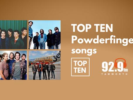 Top Ten Powderfinger Songs | 92.9fm