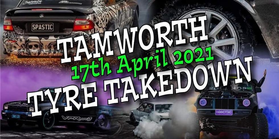 Tamworth Tyre Takedown