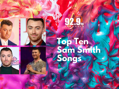 Top Ten Sam Smith Songs