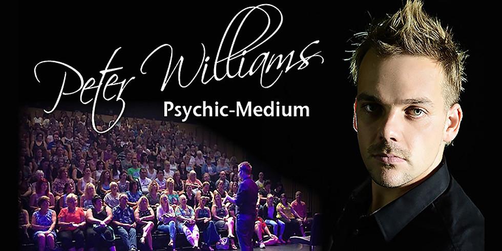 Peter Williams Psychic Medium
