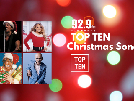 Top Ten Christmas Songs