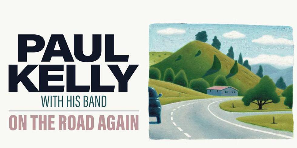 Paul Kelly On The Road Again
