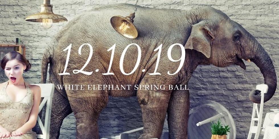 White Elephant Ball