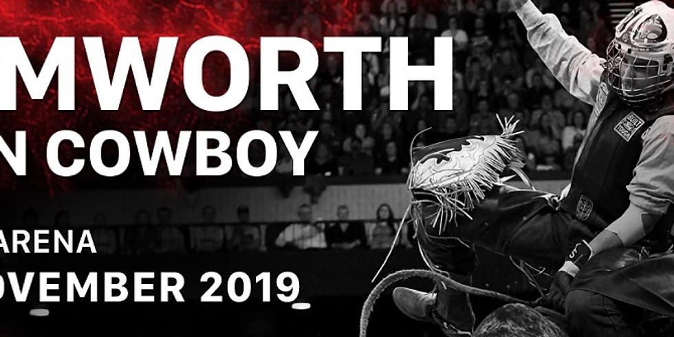The Monster Energy PBR Iron Cowboy
