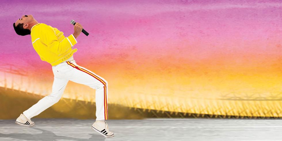 Queen - Thomas Crane & Bohemian Rhapsody
