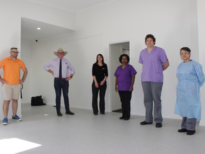 GP-led COVID-19 respiratory clinic to finally open in Tamworth