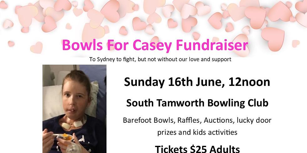 Bowls For Casey Fundraiser