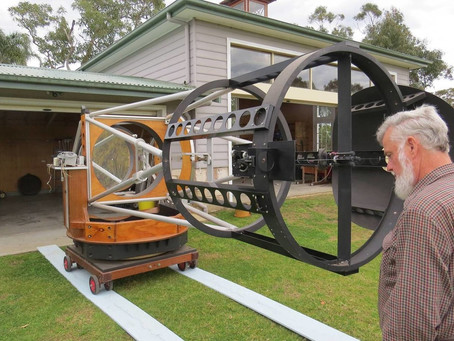 The World's Second Hewitt Camera Comes To Tamworth