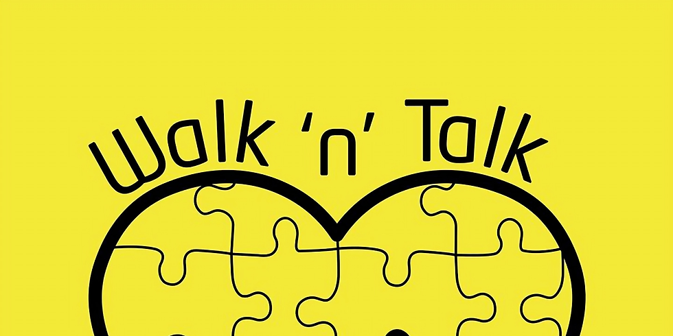 Walk 'n' Talk for Life Tamworth