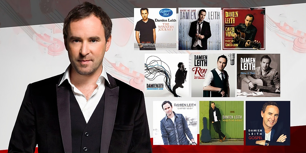 The best of Damien Leith with String Quartet