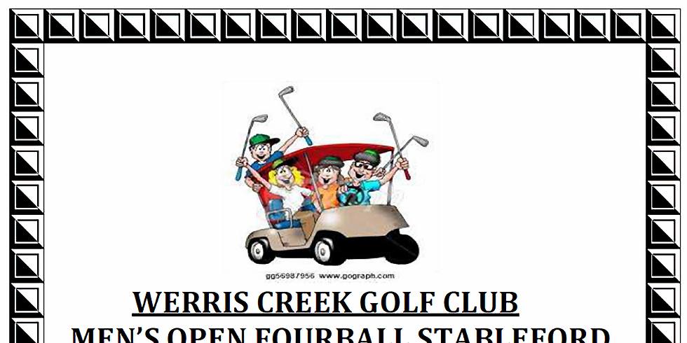 Werris Creek Golf Club Open