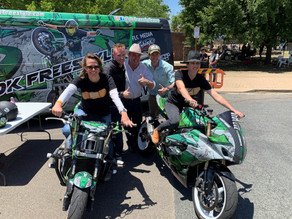 Bright future for Walcha Motorcycle Rally with funding boost