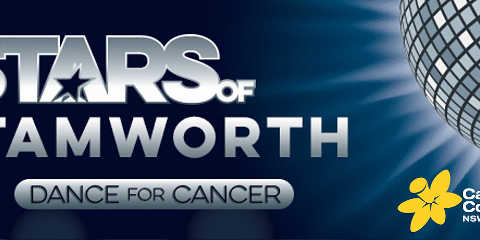 Stars of Tamworth Dance for Cancer