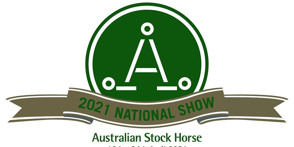Australian Stock Horse Society 50th National Show