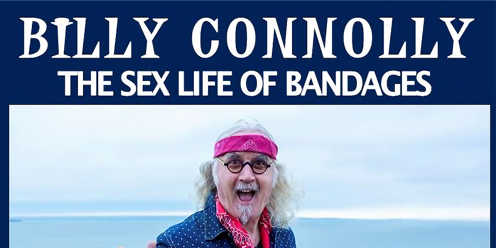 Billy Connolly on Screen