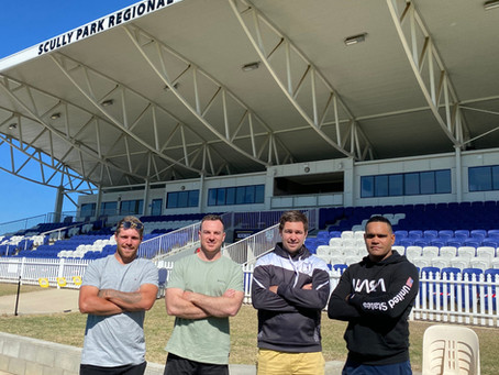 Captains announced and jerseys revealed for spring rugby league competition