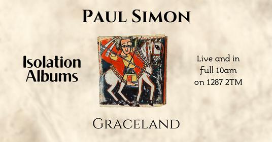 Isolation Albums Graceland.png