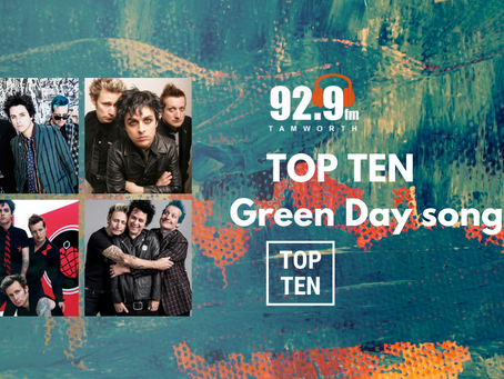 Top Ten Green Day Songs