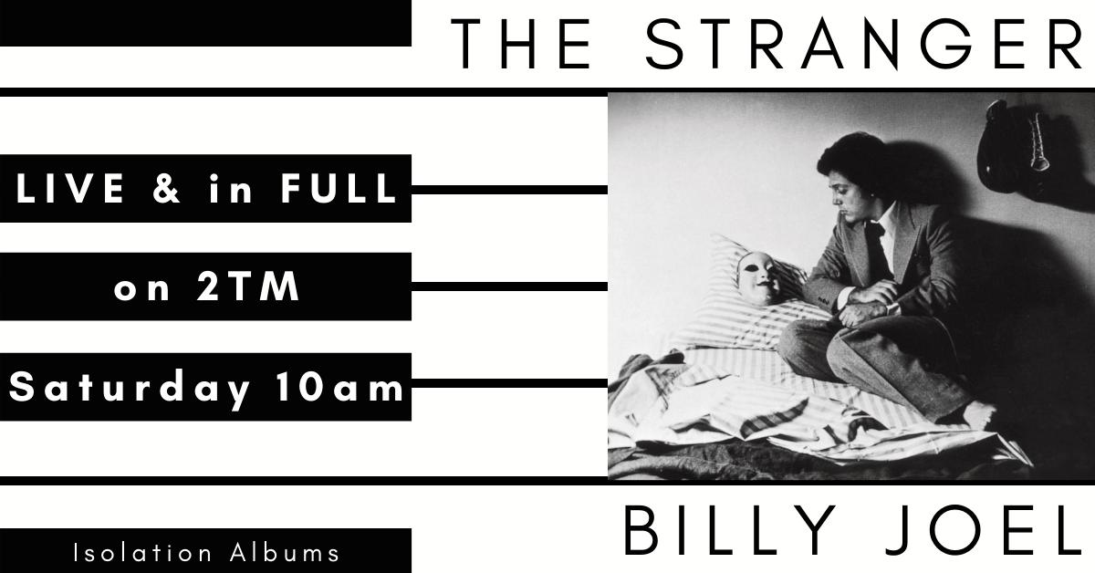 Billy Joel - The Stranger - Isolation Al