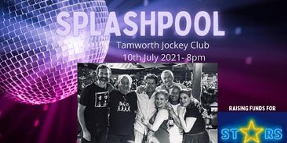 Splashpool LIVE - Stars of Tamworth Dance for Cancer Fundraiser