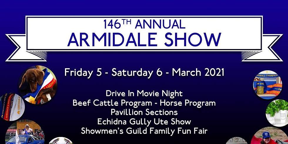 Armidale Show