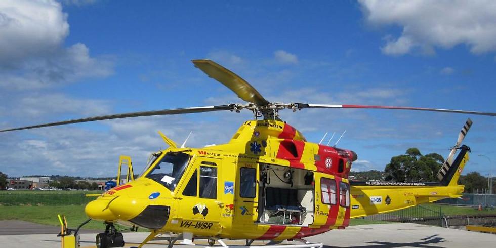 Westpac Rescue Helicopter Coonabarbran Volunteer Support Group Yabbie Races