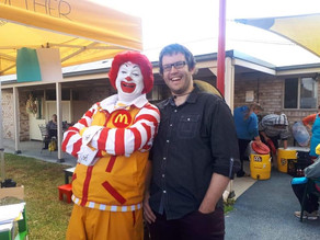 30 years of Ronald McDonald House