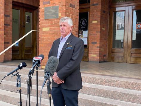 Farrer Boarders Return After COVID Break