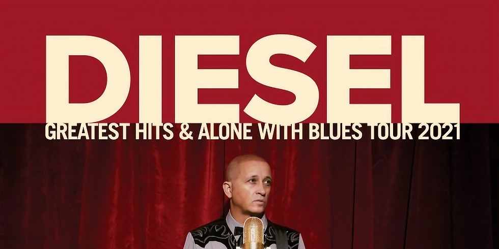 Diesel - Greatest Hits & Alone With Blues Tour
