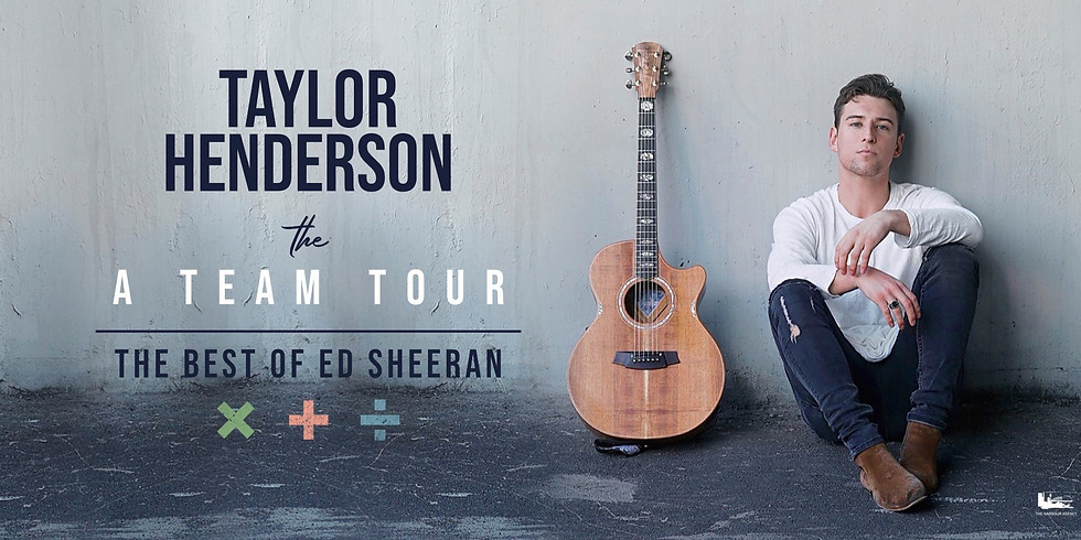 Taylor Henderson - The A Team Tour