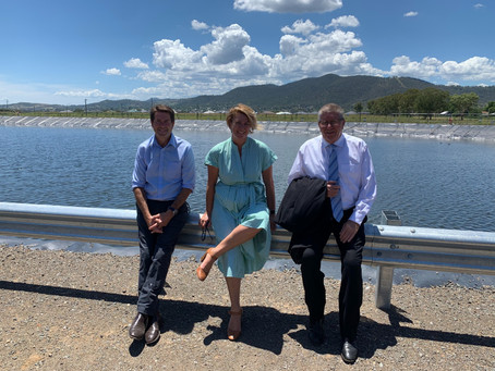 Contract awarded for Dungowan pipeline replacement, despite no cost confirmed