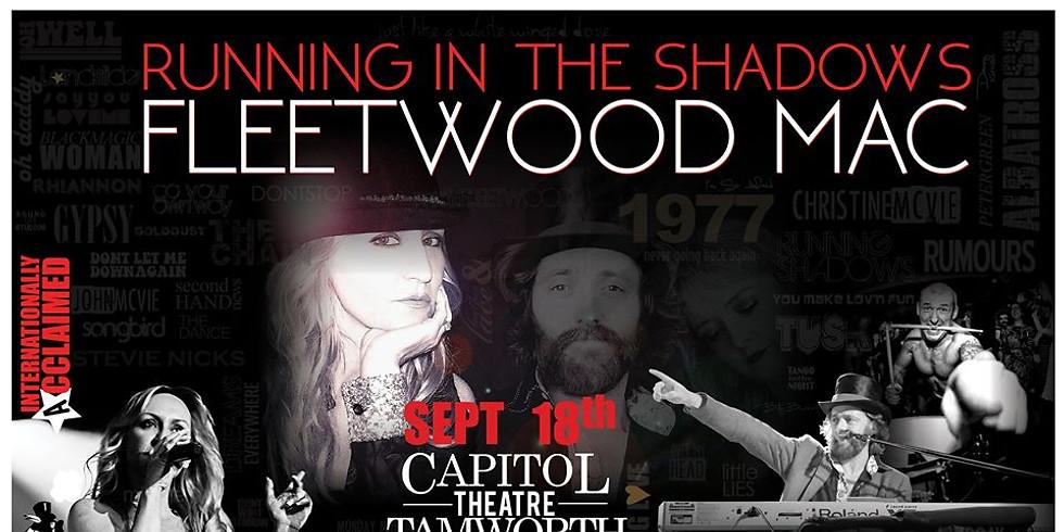 Running in the Shadows - Fleetwood Mac in Tamworth