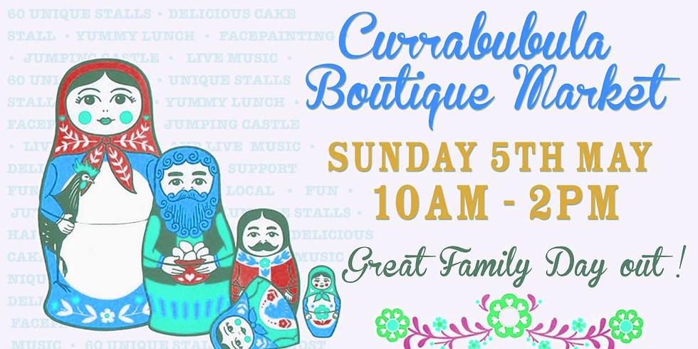 Currabubula Boutique Market