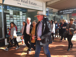 Community Bands Together and Takes to the Street for Reconciliation Week