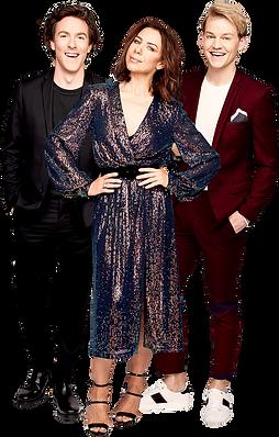 Kate, Tim & Joel
