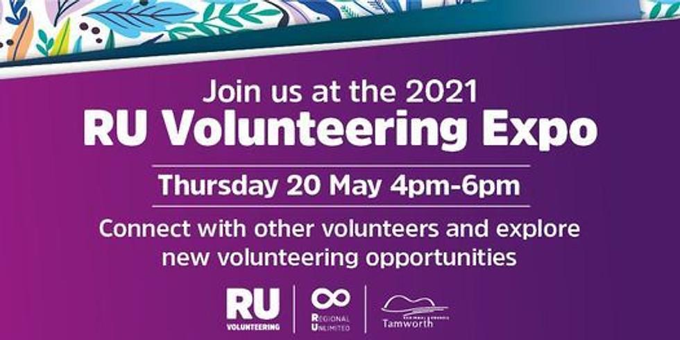 RU Volunteering Expo