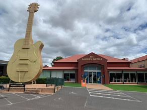Tamworth Visitor Information Centre to close