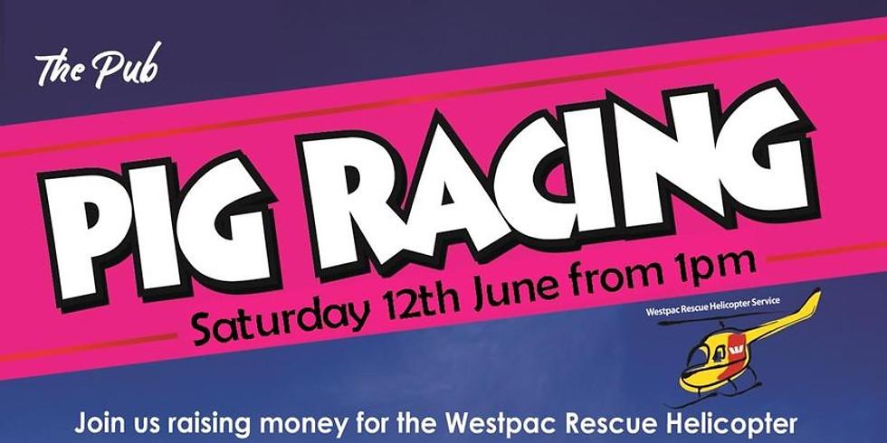 The Pub Pig Racing