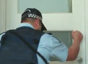 'No more': Police operation targets domestic violence